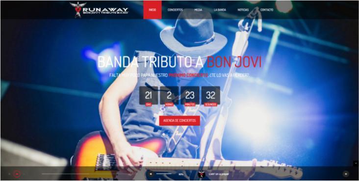 Banda Tributo A Bon Jovi