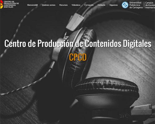Centro De Producción De Contenidos Digitales