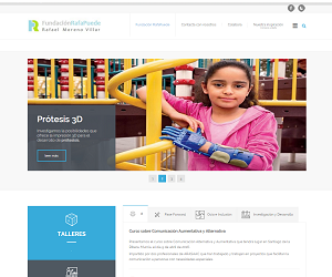 Web De La Fundación Rafapuede